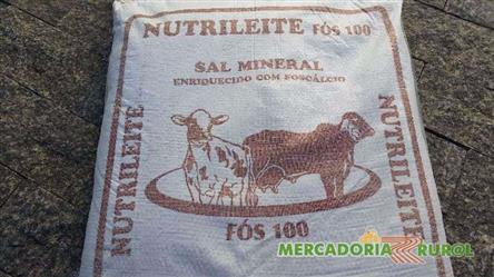 Sal Mineral Bovinos de Leite Belo Horizonte