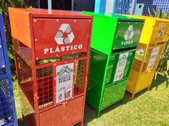 Lixeiras para Reciclagem em Belo Horizonte