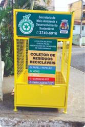 Vendo Gaiola para Reciclagem em Belo Horizonte