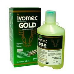 Ivomec Gold 500 ml Belo Horizonte