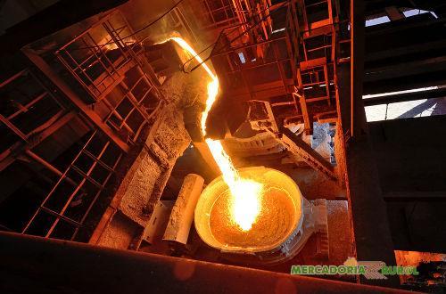 Steel for Sale in Brazil
