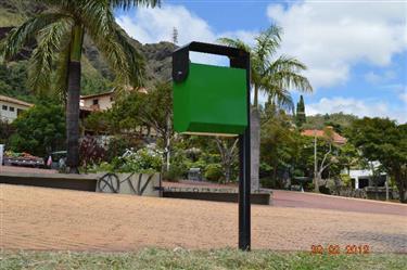 Vendo Lixeiras em aço Inox para praças, condomínios e prefeituras Belo Horizonte e Região