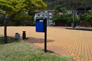 Lixeiras em Aço para Praças em Belo Horizonte